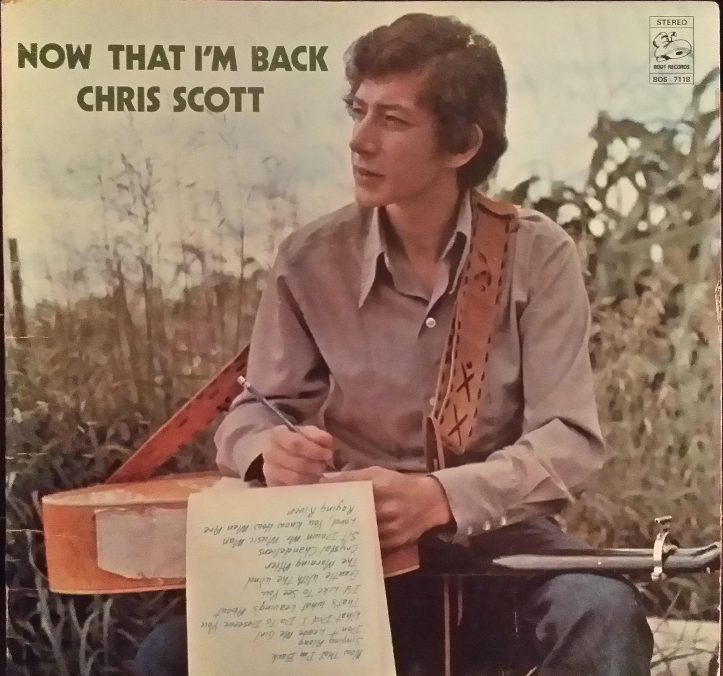 Chris Scott Record